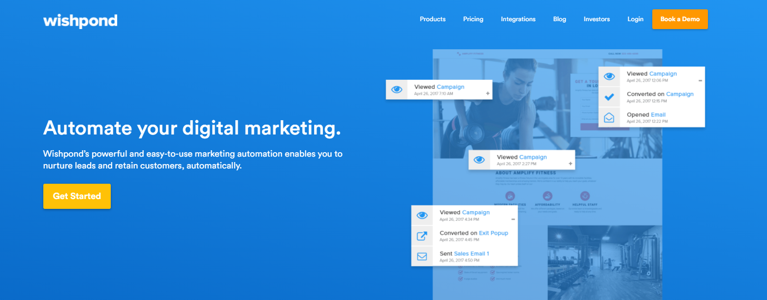 Wishpond Marketing Automation